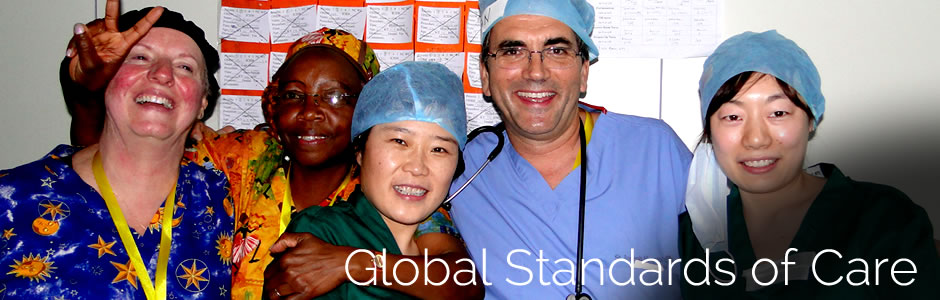 Global Standards of Care
